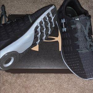 Underarmour workout shoes sling flex